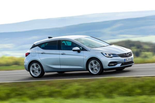 HOT! Opel Astra Leasing für 50 Euro im Monat netto [Lagerwagen]