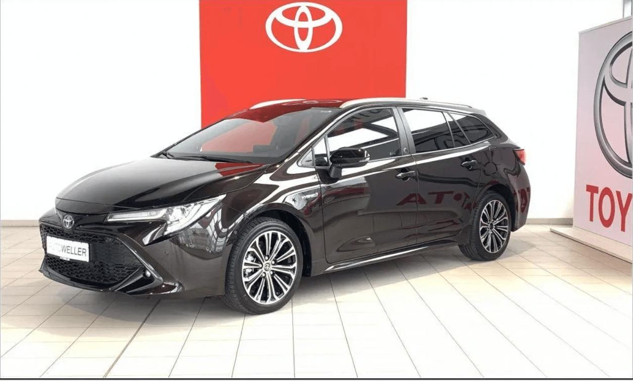Toyota Corolla TS 1.8