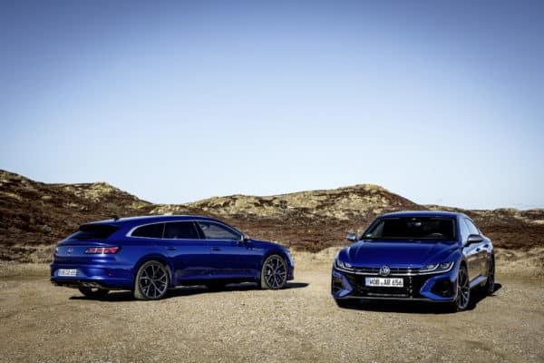 KRACHER! Volkswagen Arteon R Leasing für 253 Euro im Monat netto [Neuwagen]