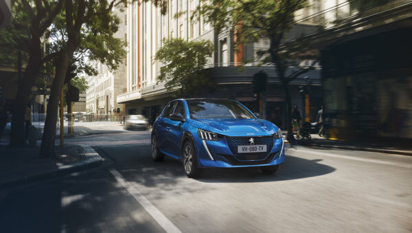 HOT! Peugeot 208 PureTech 75 Active Pack Leasing für 95 Euro im Monat brutto [Bestellfahrzeug]