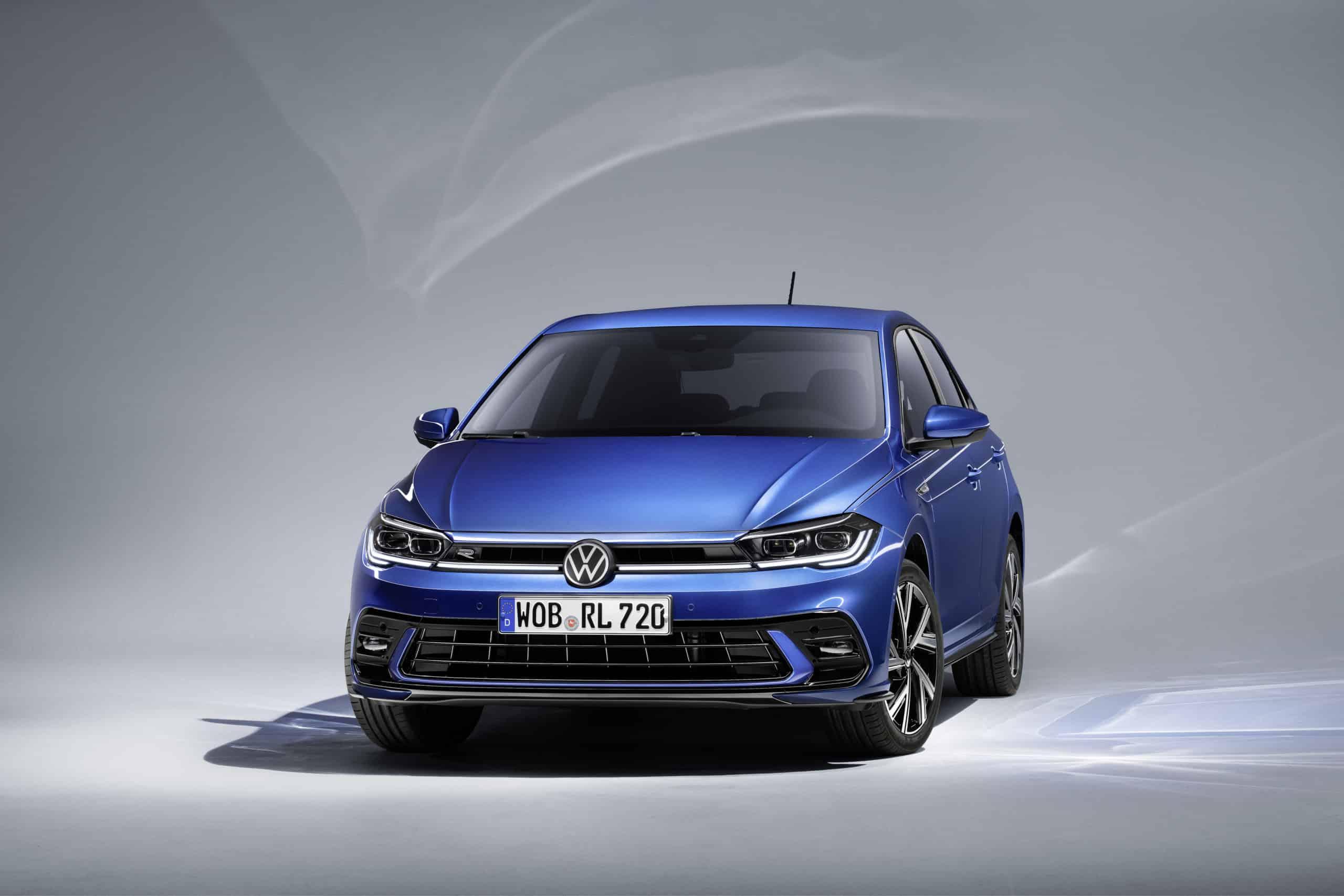 Volkswagen Polo VI Facelift